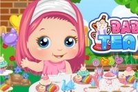 Baby Alice High Tea