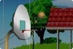 Basketball werfen