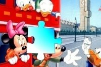 Disney Puzzle in London
