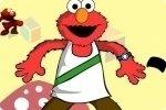 Elmo ankleiden