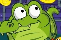 Krokodil mag Enten