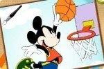 Mickey Maus ausmalen