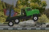 Müllabfuhrwagen
