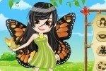 Schmetterlingsgirl