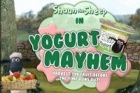 Shaun Joghurt machen