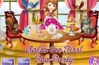 Sofia Tee Party