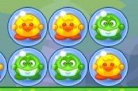 Tiere in Bubbles