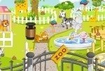 Zoo säubern